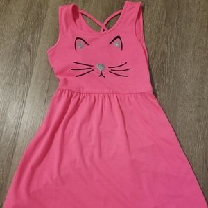 Girls tank top dress from Justice